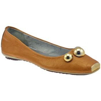 Chaussures Femme Ballerines / babies Lea Foscati 3 Sfere Ballerines Beige