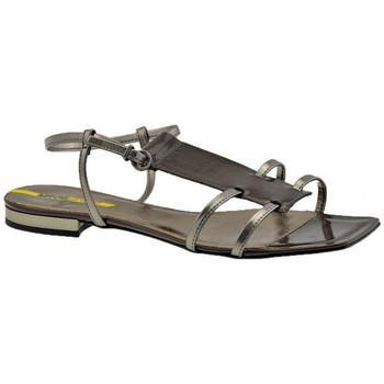 Chaussures Femme Sandales et Nu-pieds Lea Foscati AraignéeT.20Sandales Marron