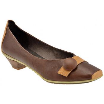 Chaussures Femme Ballerines / babies Lea Foscati 81943 Ballerines Marron
