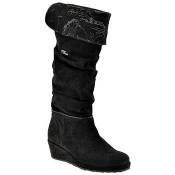 Chaussures Femme Bottes ville Alviero Martini 30 Wedge et Half Zip Bottes