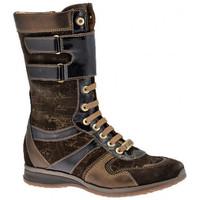 Chaussures Enfant Bottes ville Alviero Martini Zip et à lacets Bottines Bottes