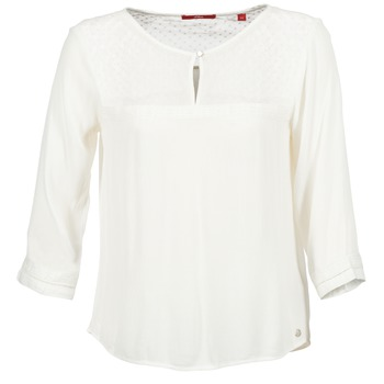 Blouses S.Oliver MADOULA Ecru 350x350