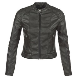 Vêtements Femme Vestes en cuir / synthétiques S.Oliver VERDUNE Noir
