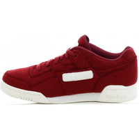 Chaussures Homme Baskets basses Reebok Sport Workout Plus - Ref. V62790 Rouge