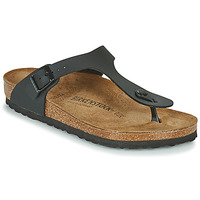 Chaussures Tongs Birkenstock GIZEH Noir