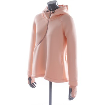 Sweat shirt freddy diwocurve pull femme salmon