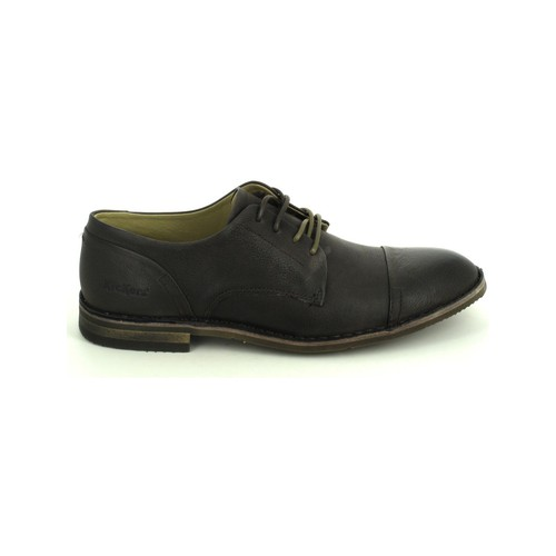 Chaussures Homme Derbies Kickers Sneakers Edgar Marron Marron