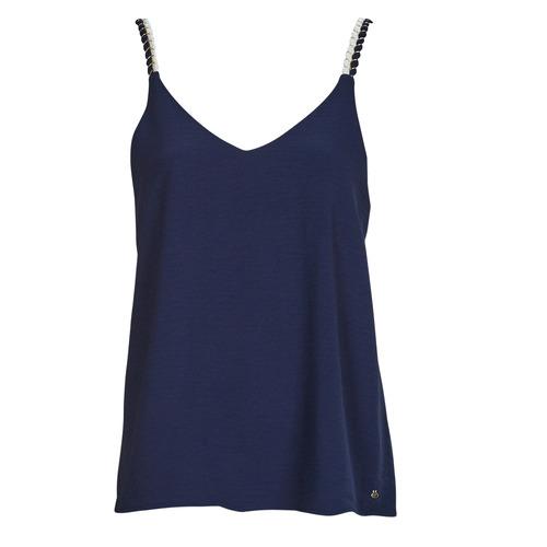 Vêtements Femme Tops / Blouses Betty London IEVOUSA Marine