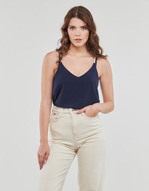 Vêtements Femme Tops / Blouses Betty London EVOUSA Marine
