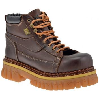 Chaussures Homme Randonnée Lee Extreme Casual montantes Marron