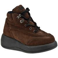 Baskets montantes Lee Plate-forme occasionnelle à lacets Sneakers