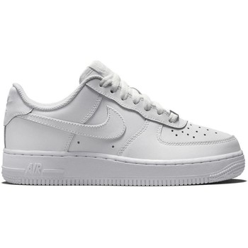 Chaussures Femme Baskets basses Nike ZAPATILLAS  AIR FORCE 1 GS Blanc