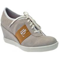 Chaussures Femme Baskets montantes Donna Loka 60 espadrilles occasionnelles Sneakers Beige