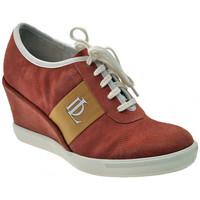 Chaussures Femme Baskets montantes Donna Loka 60 espadrilles occasionnelles Sneakers rose