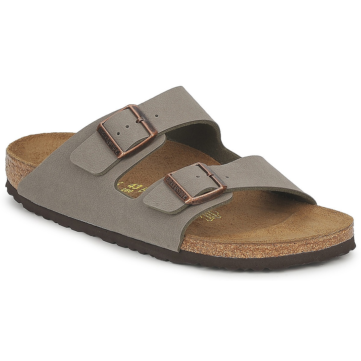 Mules Birkenstock ARIZONA Marron