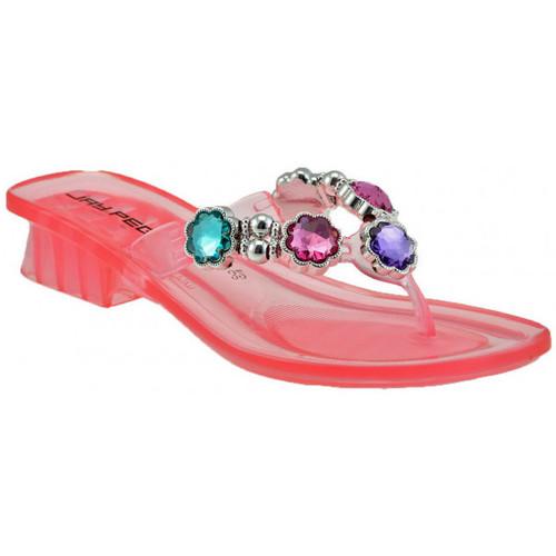 Chaussures Femme Tongs Jay.peg Heel flip flops 20 Tongs rose