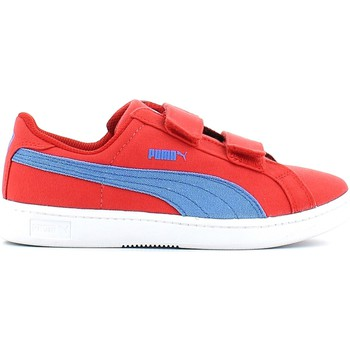 <strong>Chaussures</strong> enfant puma 357702 <strong>chaussures</strong> sports enfant rouge