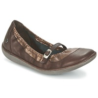 Chaussures Femme Ballerines / babies TBS MARIZA Marron / Cuivre