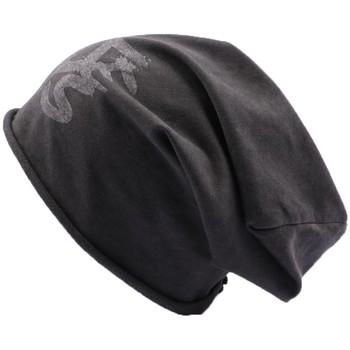 Accessoires textile Bonnets Jbb Couture Bonnet Oversize  Noir Noir