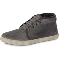 Chaussures Femme Baskets montantes Victoria Chukka Cuir Gris