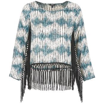 Vêtements Femme T-shirts manches longues Mexx AMBRELI Bleu