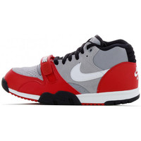 Chaussures Homme Baskets montantes Nike Air Trainer 1 Mid - Ref. 317554-006 Gris