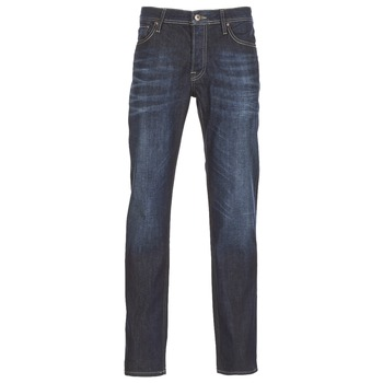 Vêtements Homme Jeans slim Jack & Jones JJICLARK Bleu brut