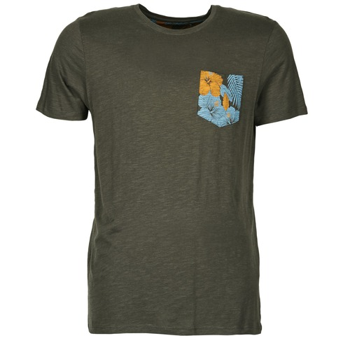T-shirts & Polos Jack & Jones TROPICAL ORIGINALS Noir 350x350