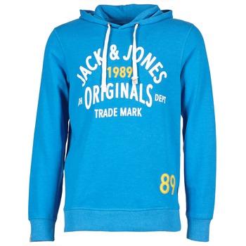 Sweats & Polaires Jack & Jones ATHLETIC SWEAT ORIGINALS Bleu 350x350
