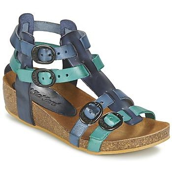 Sandale Kickers BOMDIA Bleu 350x350