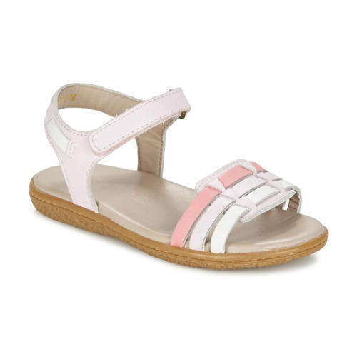 Chaussures Fille Sandales et Nu-pieds Kickers VELOZ Rose