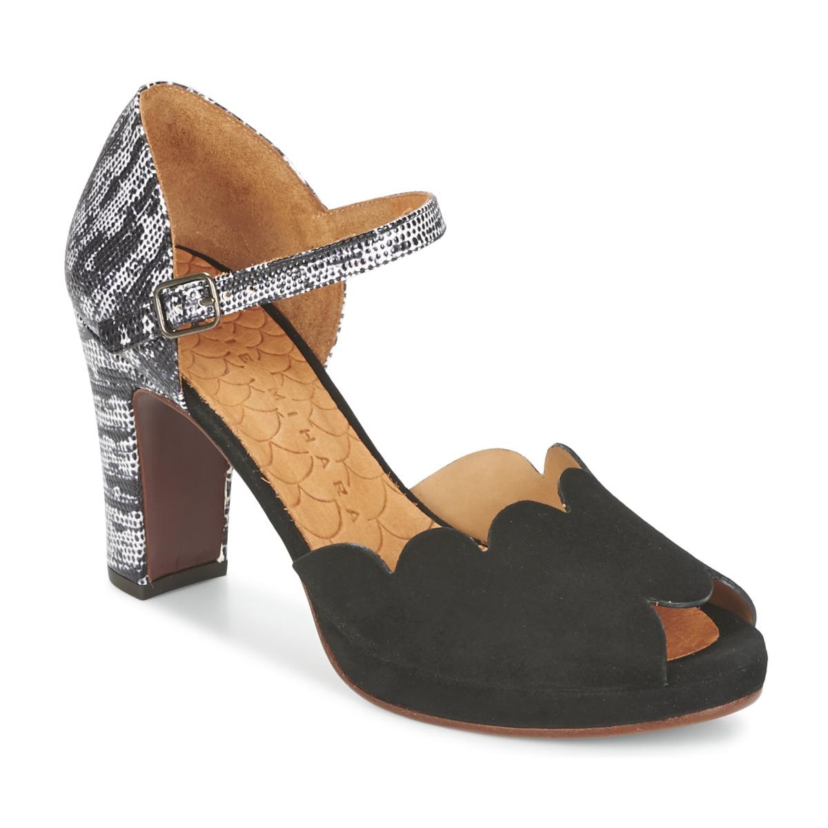 Sandale Chie Mihara NADILA Noir