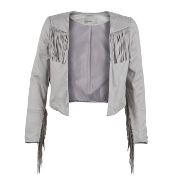 Vêtements Femme Vestes / Blazers Vero Moda HAZEL Gris
