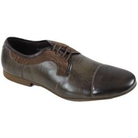 Chaussures Homme Derbies Kebello Chaussure GH3049 marron