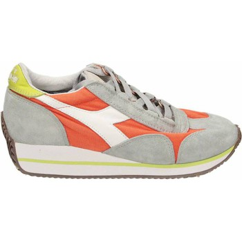 Chaussures Baskets basses Diadora EQ orange