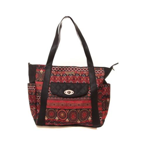 Sacs Femme Cabas / Sacs shopping Smash Sac Cecily rouge Rouge