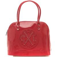 Sacs Femme Sacs porté main Christian Lacroix Sac Jonc Stud 8 rouge Rouge