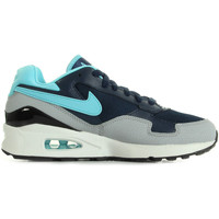 Chaussures Femme Baskets mode Nike Air Max St gris