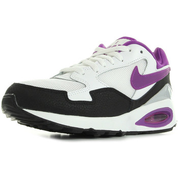 Chaussures Femme Baskets mode Nike Air Max St blanc