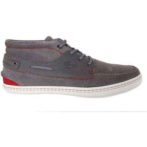 Chaussures Homme Boots Lacoste 30SRM0040 MEYSSAC DECK Gris