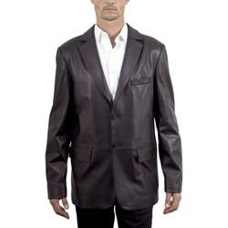 Vêtements Homme Vestes / Blazers Milpau AH 20-21 Noir Noir
