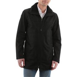 Vêtements Homme Vestes en cuir / synthétiques Arturo ARM601 Porc Noir Noir