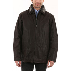 Vestes en cuir / synthétiques Arturo LGW0016 Marron