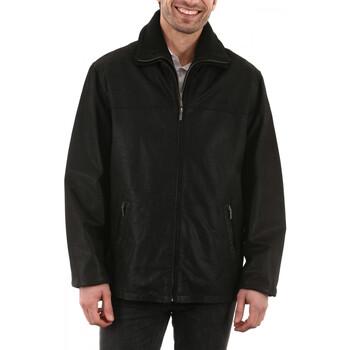 Vestes en cuir / synthétiques Arturo LGW0017 Noir