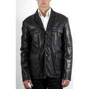 Vestes en cuir / synthétiques Mac Douglas Ceronne Noir