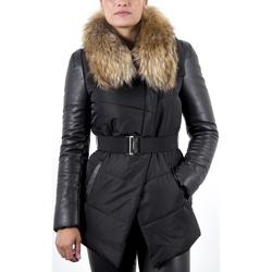Vêtements Femme Doudounes Giorgio Felicie Noir Noir
