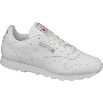 Chaussures Femme Baskets basses Reebok Sport Classic Leather 50151 Blanc