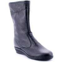 Chaussures Femme Boots Losal 2357 Noir