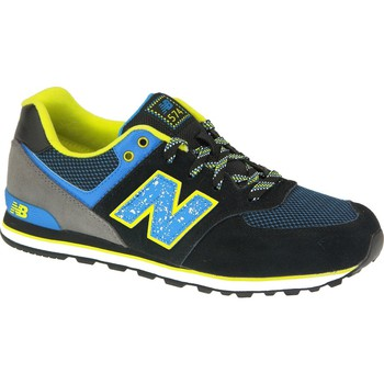 Chaussures Enfant Baskets basses New Balance KL574O3G Black