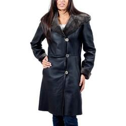 Vêtements Femme Manteaux Giorgio Connie THR Noir Noir